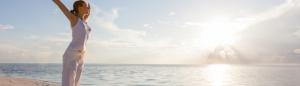 femme face à la mer visuel Thermalies 2020